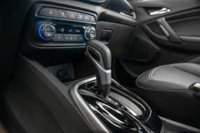 Chevrolet Tracker 2021 interior