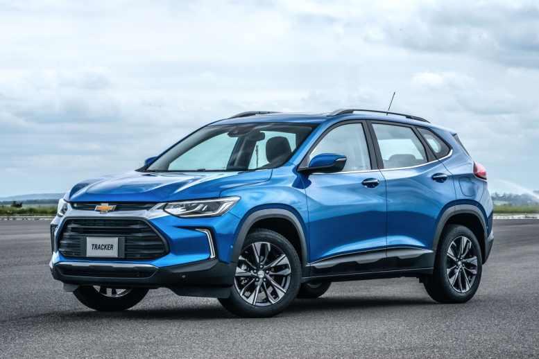El nuevo Chevrolet Tracker 2021 ya se puede comprar en Panamá desde 17,996 dólares