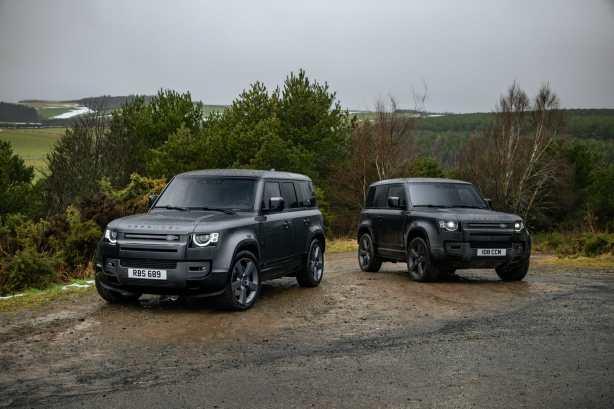El Land Rover Defender es fabricado en Eslovaquia. la disponibilidad del modelo V8 en Panamá está por verse.