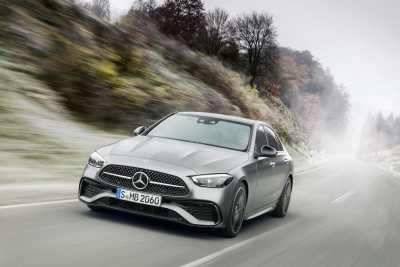 Mercedes-Benz Clase C 2022 exterior