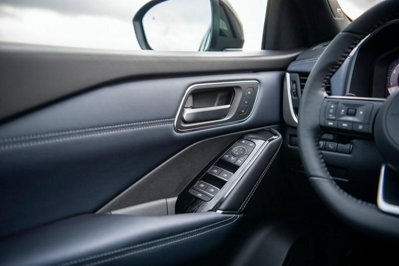 Nissan Qashqai 2022 interior