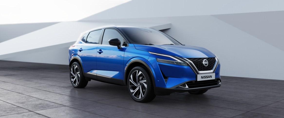 Nissan Qashqai 2022: Así se ve la tercera generación