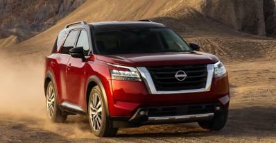 Nissan Pathfinder 2022: El relevo generacional llega con un nuevo diseño exterior e interior y una nueva caja automática de nueve velocidades