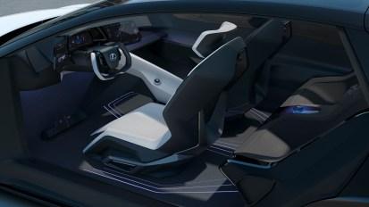 Lexus LF-Z Electrified interior