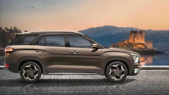 Hyundai Alcazar 2021 exterior