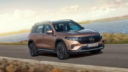 El nuevo Mercedes-Benz EQB se fabrica en China y Hungría.