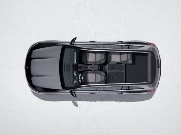 Mercedes-Benz EQB interior