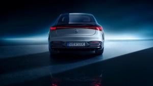 Mercedes-Benz EQS exterior