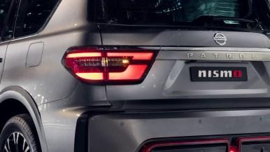 Nissan Patrol NISMO exterior