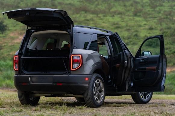Ford Bronco Sport exterior
