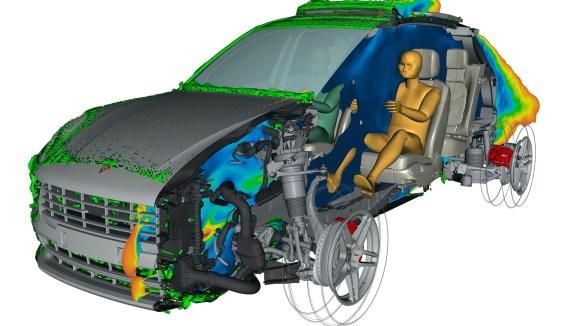 Porsche Macan EV teaser