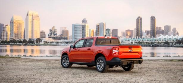 Ford Maverick 2022 EcoBoost