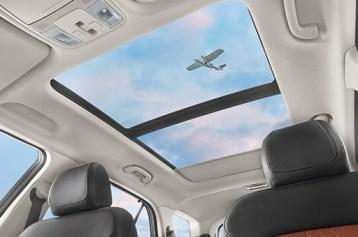 Hyundai Alcazar 2022 interior
