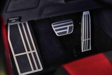 Lexus NX 2022 interior