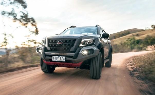 La nueva Nissan Navara PRO-4X Warrior llegará al mercado australiano este año