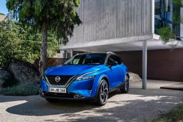 Nissan Qashqai 2021 exterior