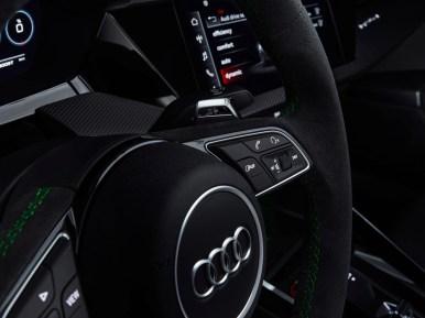 Audi RS3 2022 Sedán interior