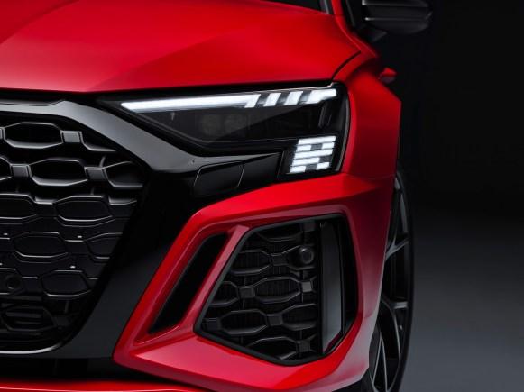 Audi RS3 2022 Sportback exterior