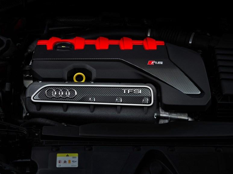 Audi RS3 2022 Motor