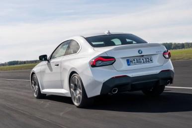 BMW Serie 2 Coupé exterior