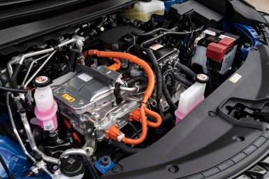 Lexus UX300e mecánica