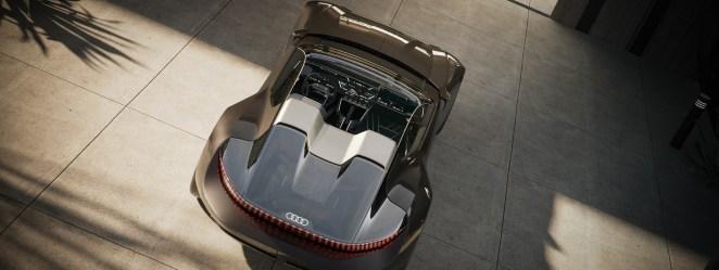 Audi Skysphere concept exterior