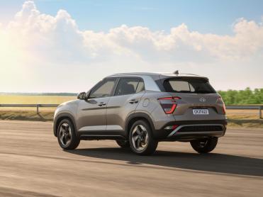 Hyundai Creta 2022 exterior