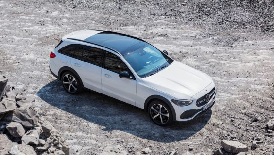 Mercedes-Benz Clase C All-Terrain exterior