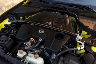 Nissan Z 2023 motor