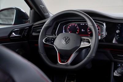 VW Jetta GLI 2022 interior