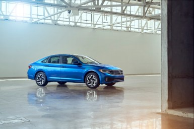 VW Jetta 2022 exterior