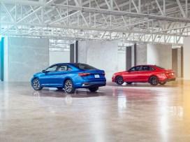 VW Jetta y Jetta GLI 2022 exterior