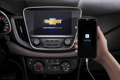 Chevrolet Cavalier RS 2022 interior