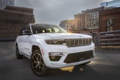 Jeep Grand Cherokee 4xe 2022 Summit