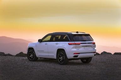 Jeep Grand Cherokee 2022 Summit Reserve