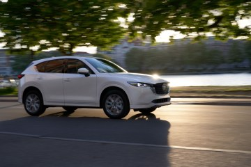 Mazda CX-5 2022: exterior