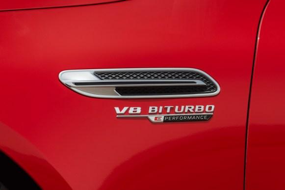 Mercedes-AMG GT63 S E Performance: exterior
