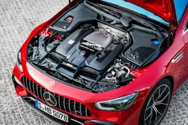 Mercedes-AMG GT63 S E Performance: motor
