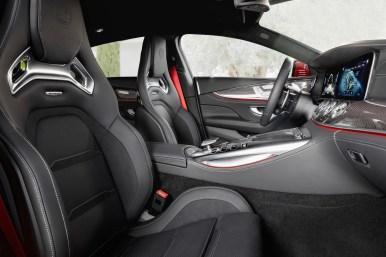Mercedes-AMG GT63 S E Performance: interior
