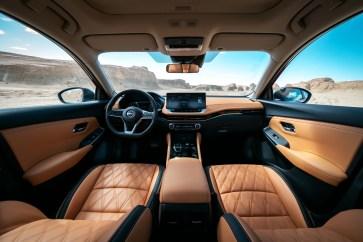 Nissan Sylphy e-Power 2022: interior
