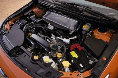 Subaru WRX 2022 motor