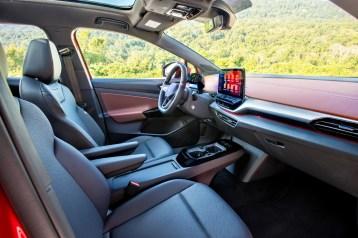 Volkswagen ID.4 2022: Interior