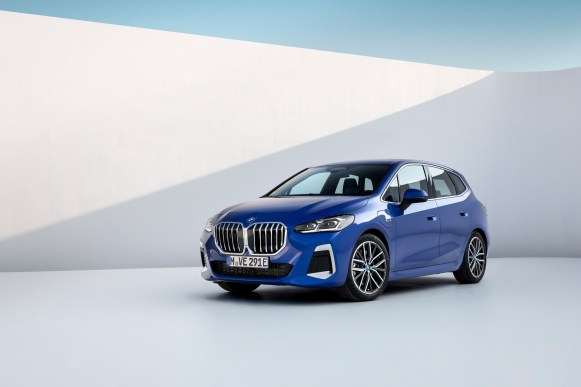 BMW Serie 2 Active Tourer 2022: Exterior