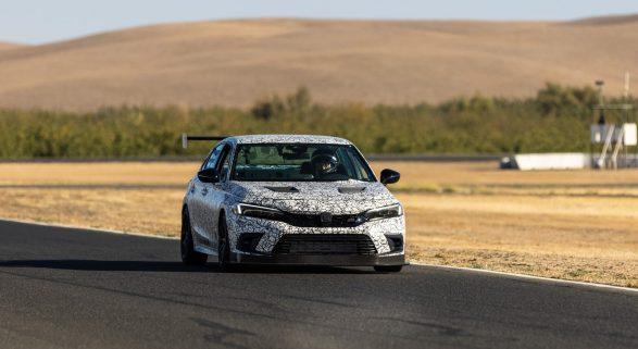 Honda Civic Si 2022: Exterior
