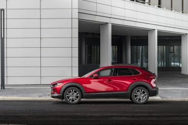 Mazda CX-30: Exterior
