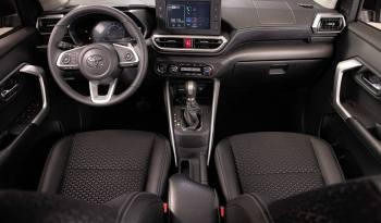 Toyota Raize Manual lleno