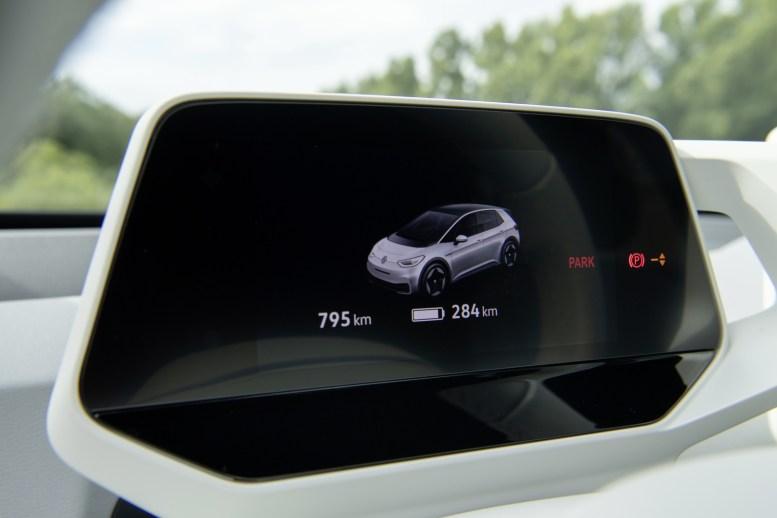VW ID.3: Interior