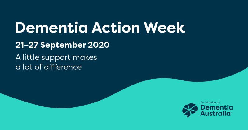 Dementia Action Week 21-27 September