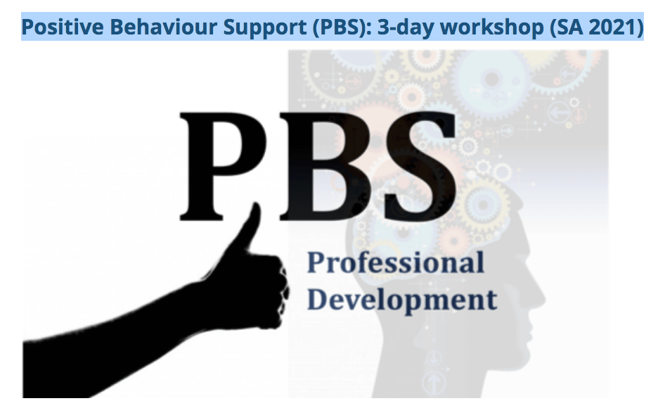 PBS workshop image photo