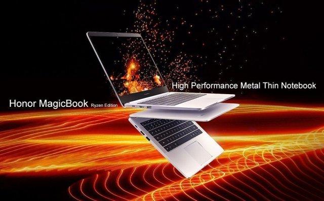 Black Friday 2019 Deals: HUAWEI Honor MagicBook Laptop 8GB RAM 256GB SSD